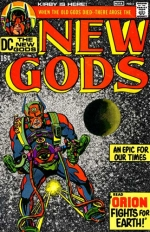 The New Gods vol 1 # 1