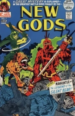 The New Gods vol 1 # 2