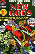 The New Gods vol 1 # 4