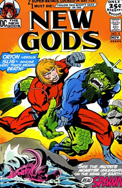 The New Gods vol 1 # 5