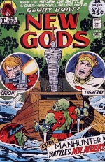 The New Gods vol 1 # 6
