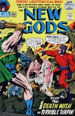 The New Gods vol 1 # 8