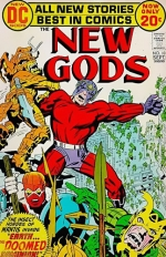 The New Gods vol 1 # 10