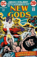 The New Gods vol 1 # 11