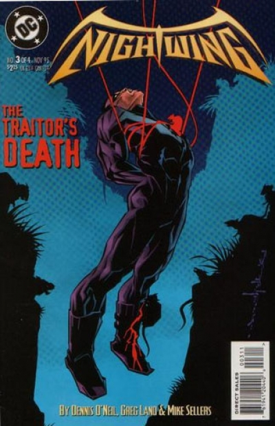 Nightwing vol 1 # 3