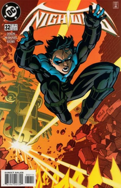 Nightwing vol 2 # 32