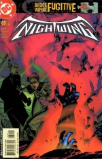 Nightwing vol 2 # 69