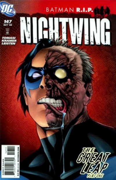 Nightwing vol 2 # 147