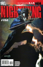 Nightwing vol 2 # 150