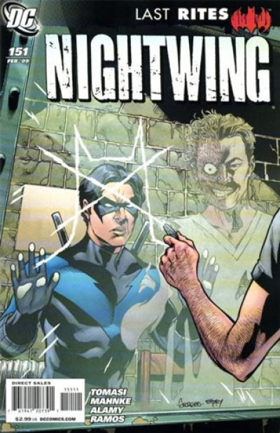 Nightwing vol 2 # 151