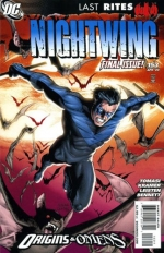 Nightwing vol 2 # 153
