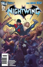 Nightwing vol 3 # 6