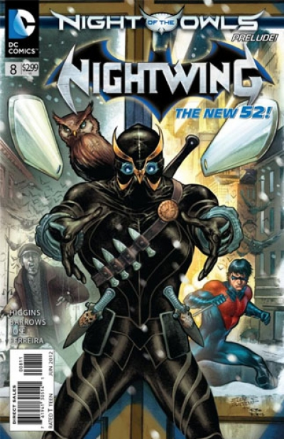 Nightwing vol 3 # 8