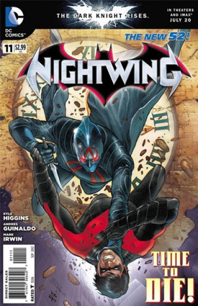 Nightwing vol 3 # 11