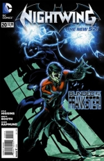 Nightwing vol 3 # 20