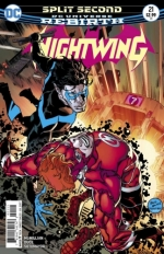 Nightwing vol 4 # 21