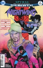 Nightwing vol 4 # 27