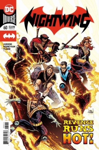 Nightwing vol 4 # 60