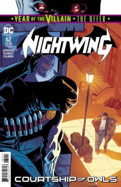 Nightwing vol 4 # 62