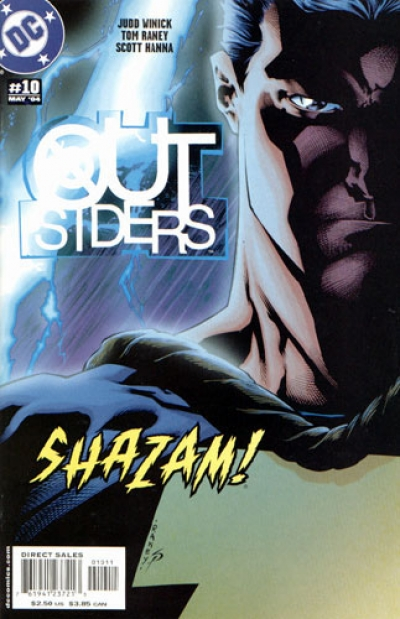 Outsiders vol 3 # 10
