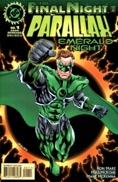 Parallax: Emerald Night # 1