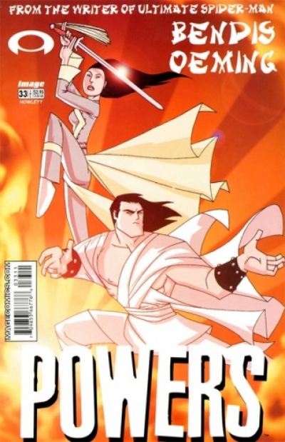Powers vol 1 # 33