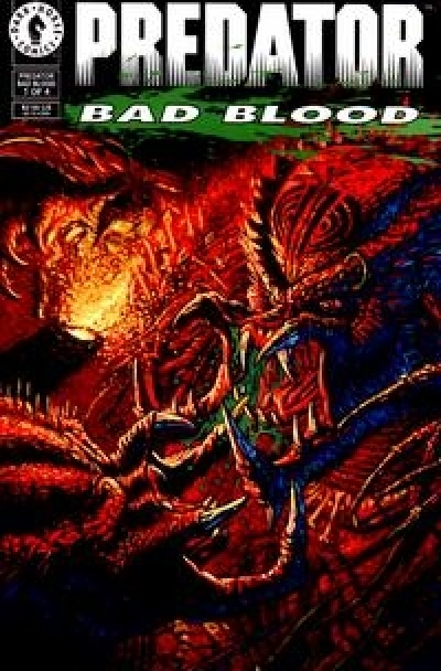 Predator: Bad Blood # 1