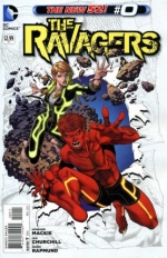 The Ravagers  # 0