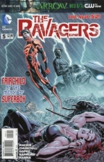 The Ravagers  # 5
