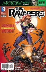 The Ravagers  # 9