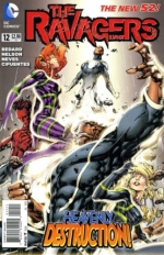 The Ravagers  # 12