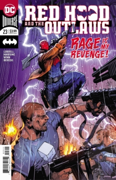 Red Hood and the Outlaws vol 2 # 23