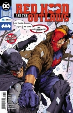 Red Hood and the Outlaws vol 2 # 25