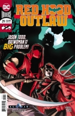 Red Hood and the Outlaws vol 2 # 29