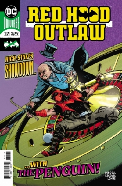 Red Hood and the Outlaws vol 2 # 32