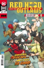 Red Hood and the Outlaws Annual vol 2 # 2