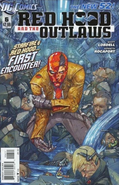 Red Hood And The Outlaws vol 1 # 6