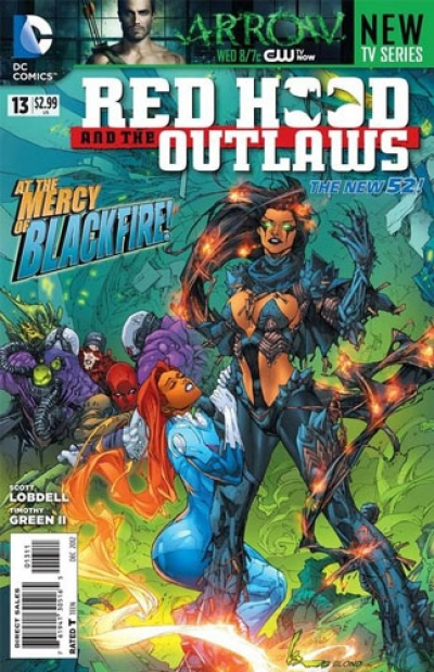 Red Hood And The Outlaws vol 1 # 13