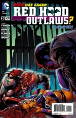 Red Hood And The Outlaws vol 1 # 26