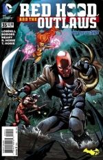 Red Hood And The Outlaws vol 1 # 35