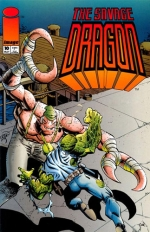 Savage Dragon vol 2 # 10