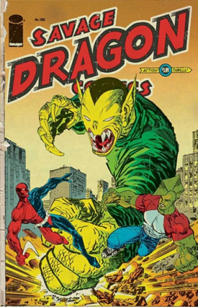 Savage Dragon vol 2 # 188