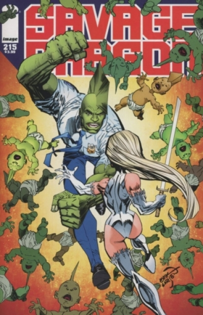 Savage Dragon vol 2 # 215