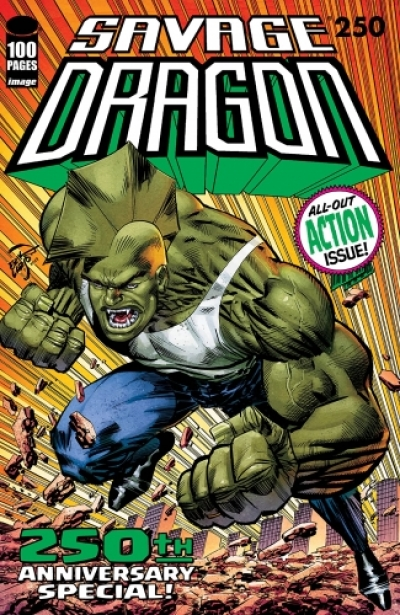 Savage Dragon vol 2 # 250