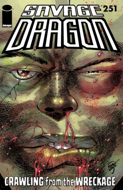 Savage Dragon vol 2 # 251