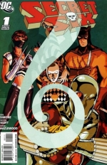 Secret Six vol 3 # 1
