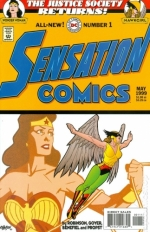 Sensation Comics Vol 1 # 1