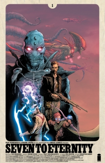 Seven To Eternity # 1