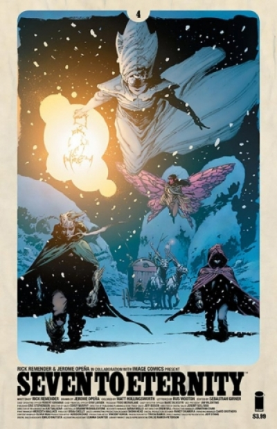 Seven To Eternity # 4
