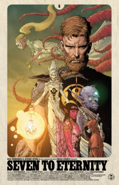 Seven To Eternity # 5